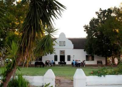 roggeland country house paarl breakfast